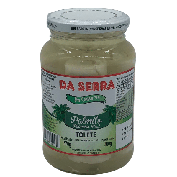 PALMITO PALM REAL TOLETE 300G