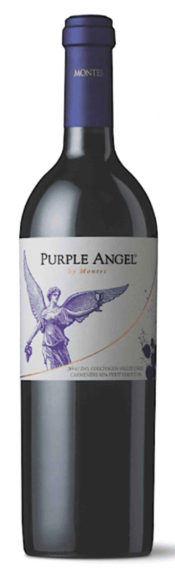 PURPLE ANGEL CARMENERE 2016 (TTO) (VINA MONTES)