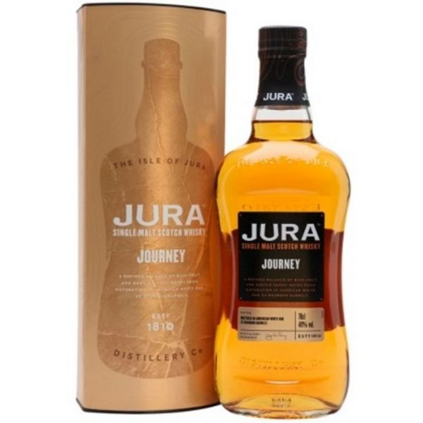 WH JURA 10 SINGLE MALT SCOTCH