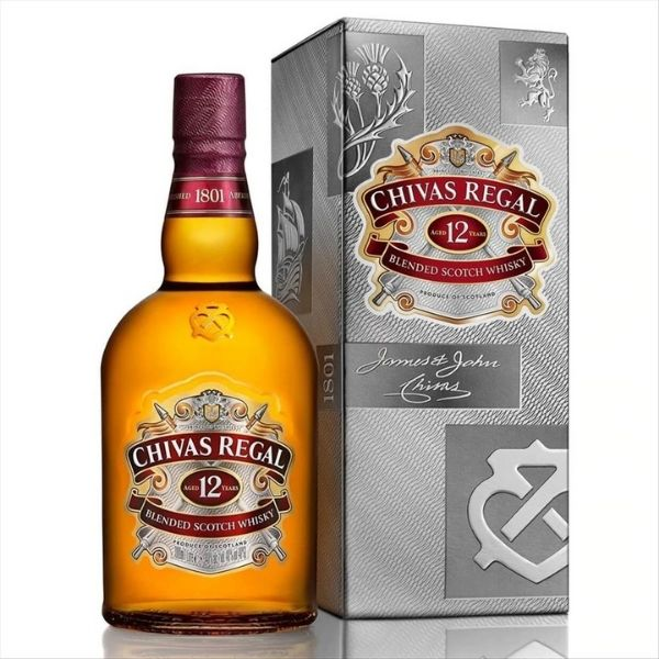 WHISKY CHIVAS REGAL 1000 ML