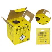 Caixa Coletora NR 20L Perfurante/Cortante