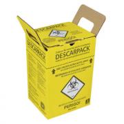 Caixa Coletora NR 3 Perfurante/Cortante