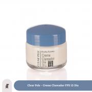 Clear Pele - Fps 15 Creme Clareador Dia 30g