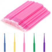 Microbrush Cotonete 100un