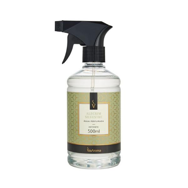 Agua Perf. 500ml Classica Alecrim Silvestre Bact/antim Via Aroma