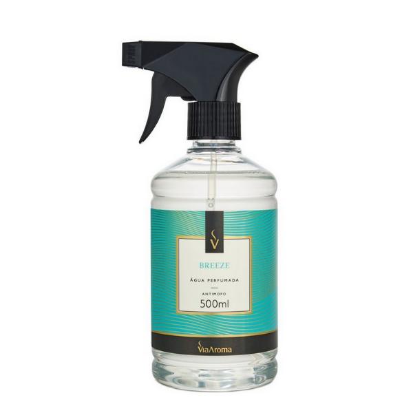 Agua Perf. 500ml Classica Breeze Bact/antim Via Aroma