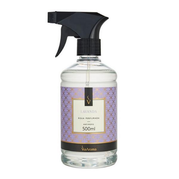 Agua Perf. 500ml Classica Lavanda Bact/antim Via Aroma