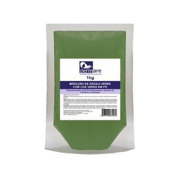 Argila Verde com Chá Verde 1KG