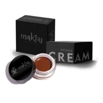 Henna Cream Makiaj Sobrancelhas Alta Fixação Rendimento Rena