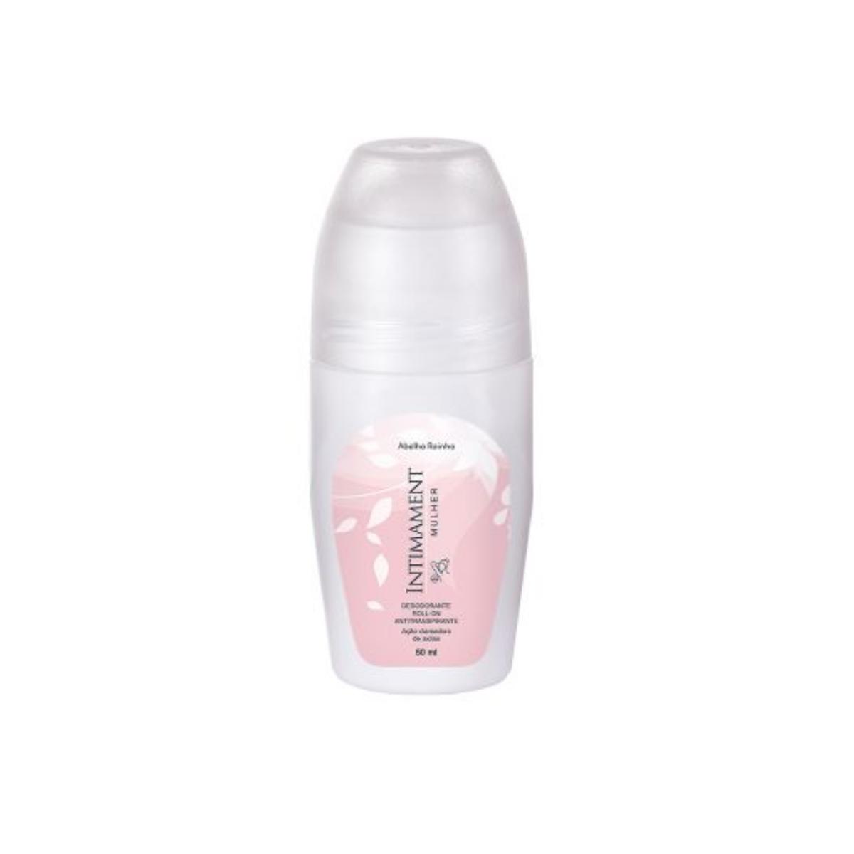Intimament Desodorante Roll-on Ação Claread. De Axilas 50ml