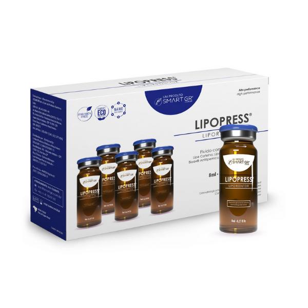 Kit 5 Lipopress Smart