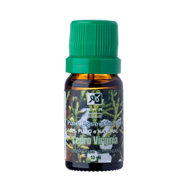 Oleo Essencial Cedro Virginia 10 ML RHR