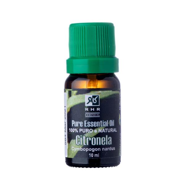 Oleo Essencial Citronela 10 ML RHR