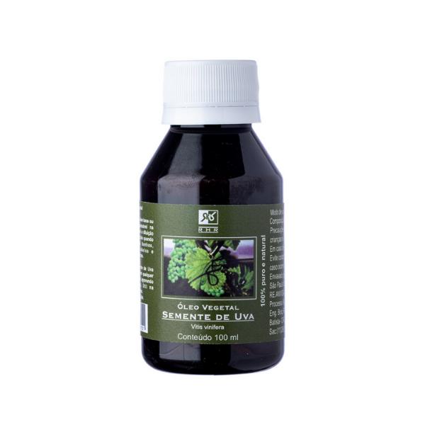 Oleo Vegetal  Semente de Uva 100ML RHR