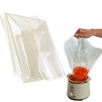 Plastico Refil Protetor para Panela de Cera 6un