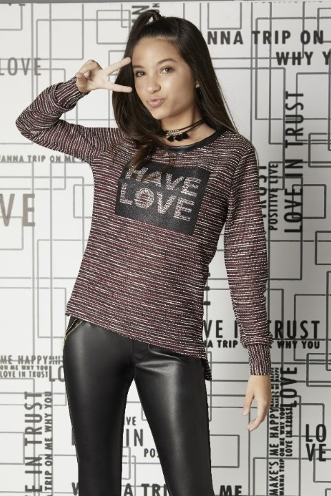 BLUSA HAVE LOVE