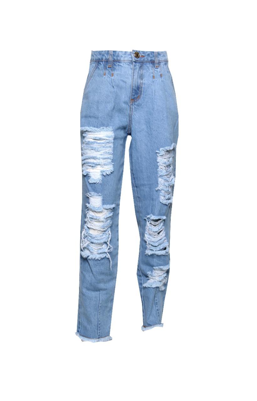 Calça Jeans Clouchad