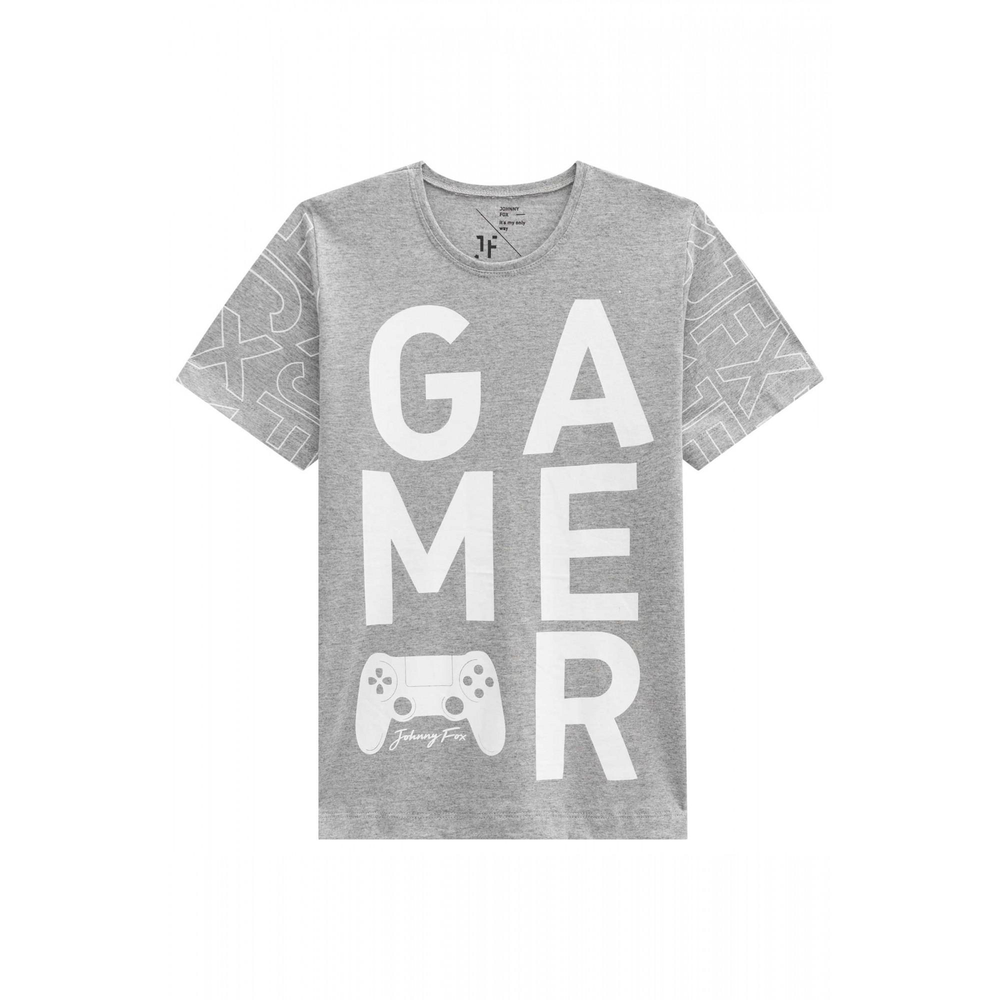 Camiseta Juvenil GAMER