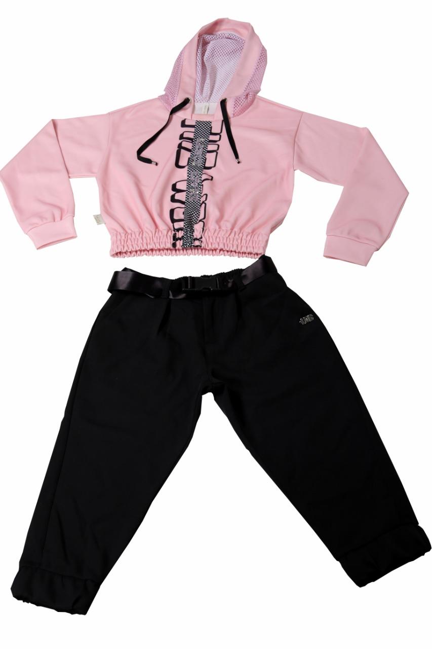 Conjunto Infantil Blusa e calça