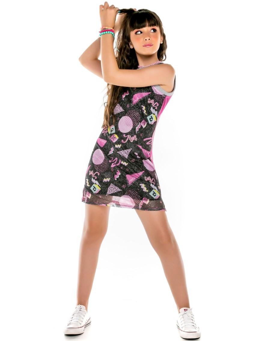 Vestido de Tela