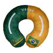 Almofada de pescoço Brasil
