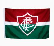 Bandeira Fluminense torcedor 1 1/2 pano