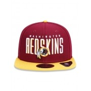 Boné aba reta Washington Redskins 950 New Era NEI