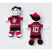 Boneco Flamengo infantil