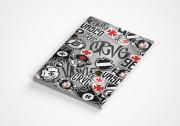 Caderneta Vasco Mix - Flexivel