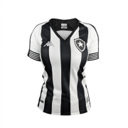 Camisa Botafogo feminina Jogo 1 Kappa 2020/21 - Alvinegra