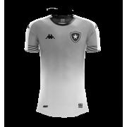 Camisa Botafogo juvenil goleiro Jogo 1 Kappa 2020/21 - Cinza/Royal