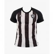 Camisa Botafogo Réplica Jogo 1 Alvinegra - Kappa