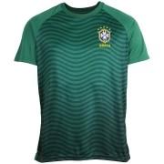 Camisa Brasil Waves CBF - Verde