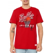 Camisa Chicago Bulls Drive To The Basket