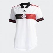 Camisa Flamengo Of 2 Feminina - ADIDAS 2020