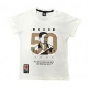 Camisa infantil 50 anos Dener