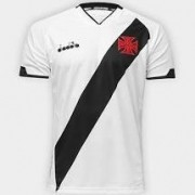 Camisa Vasco 2 torcedor 2019 Diadora