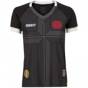 Camisa Vasco CT Feminina Fan 2020