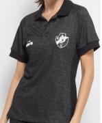Camisa Vasco Feminina Polo Viagem - DIADORA 2019