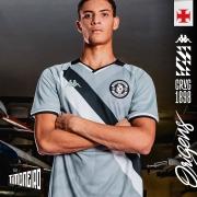 Camisa Vasco Timoneiro Goleiro OF 3RD Juvenil Kappa 2021