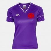 Camisa Vasco Goleiro II Feminina Kappa 2020/2021 #KappaNoVasco
