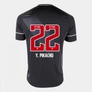 Camisa Vasco I Kappa 2020/2021 - Y. Pikachu #Kappanovasco