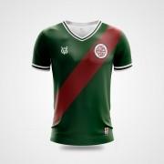 Camisa Vasco Infantil Dry Portugal Verde - VG