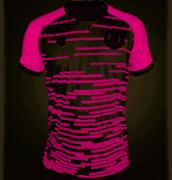 Camisa Vasco Infantil Grafismo Outubro Rosa