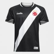 Camisa Vasco juvenil 1 torcedor 2018 Diadora