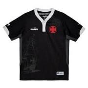 Camisa Vasco Juvenil OF 3 - Diadora 2018