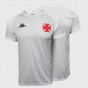Camisa Vasco Supporter Branca CRVG - KAPPA 2020