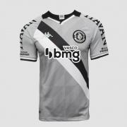 Camisa Vasco Timoneiro Goleiro Of 3RD Kappa 2021 - Com patrocínio