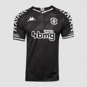 Camisa Vasco Timoneiro Of 3RD Kappa 2021 - Com patrocínio