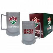 Caneca gel Fluminense - prata